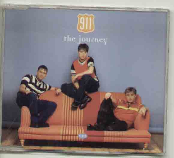 911 The+Journey CD