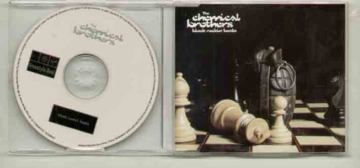 Chemical Brothers Block+Rockin+Beats CD