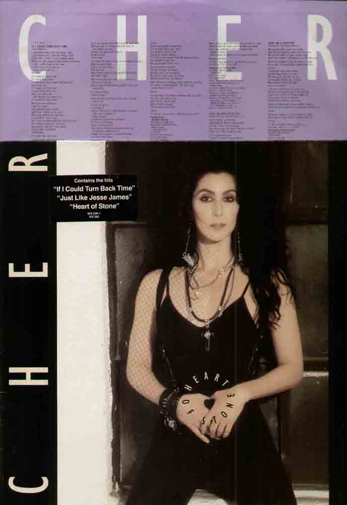 Cher Heart+Of+Stone LP