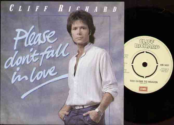 Cliff Richard Please+Dont+Fall+In+Love 7''