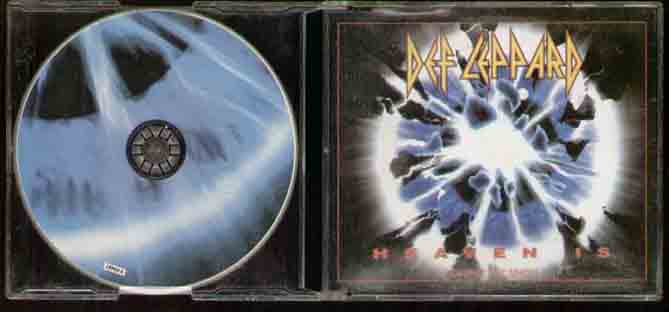 Def Leppard - Heaven Is Album