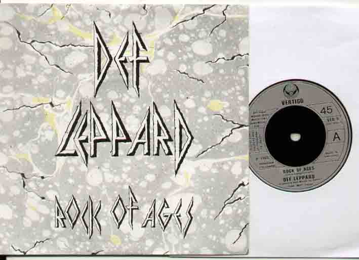 Def Leppard - Rock Of Ages EP