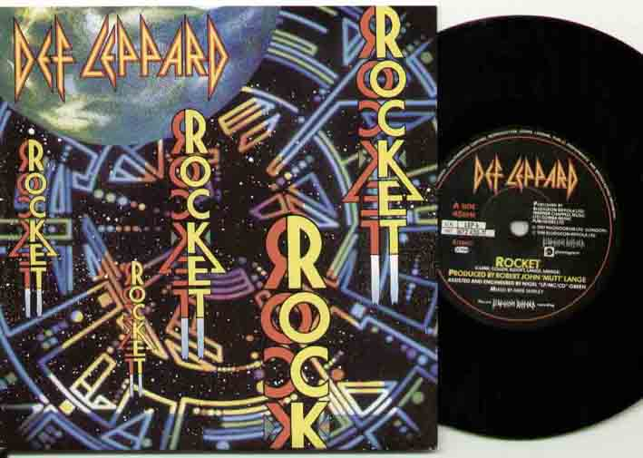 Def Leppard - Rocket CD