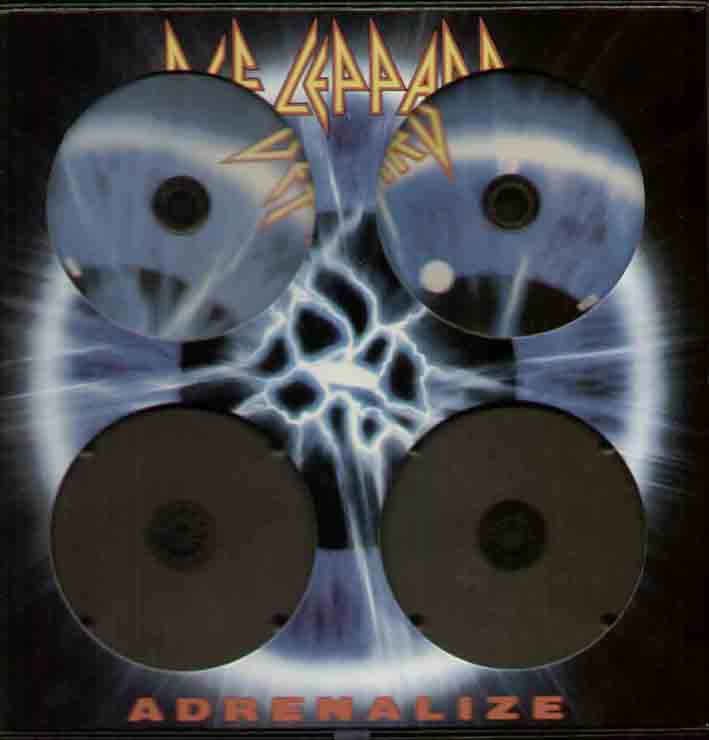 Def Leppard - Let's Get Rocked Album