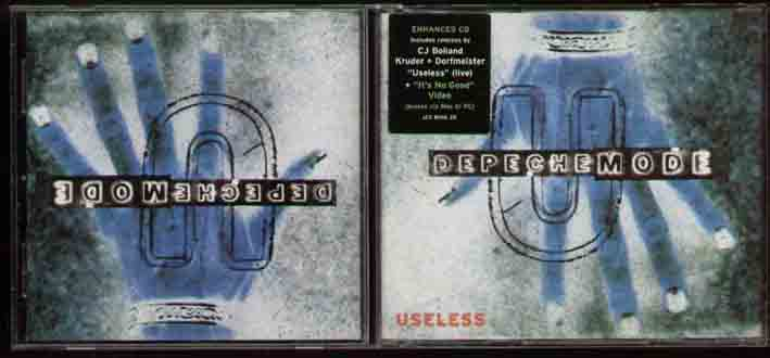 Depeche Mode Useless CD