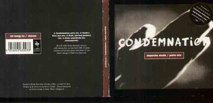 Depeche Mode - Condemnation