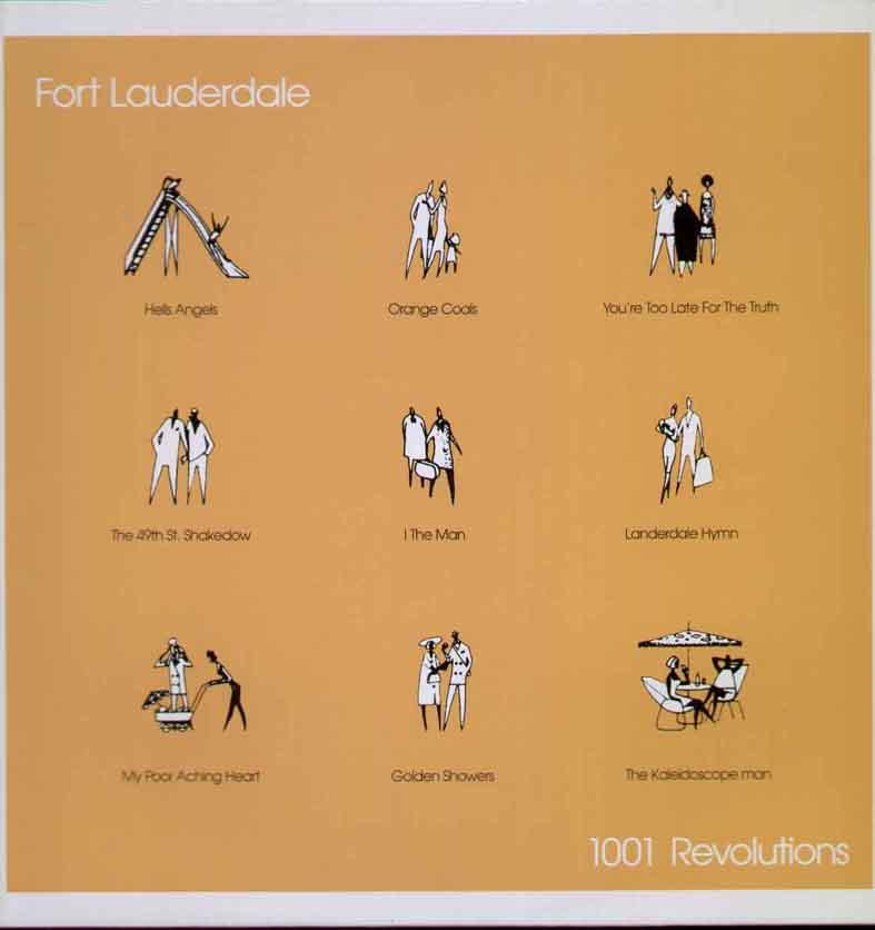 1001 Revolutions