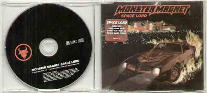 Monster Magnet Space+Lord CD