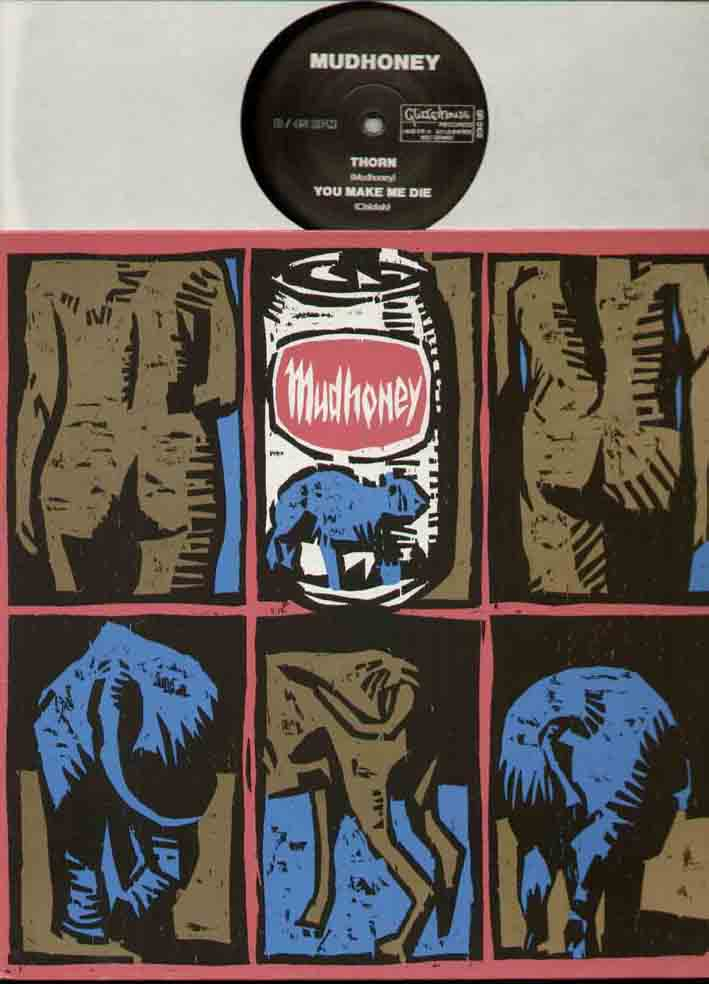 Mudhoney - You're Gone Record