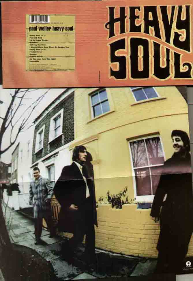 Paul Weller - Heavy Soul Single