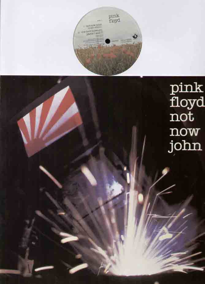 Pink Floyd - Not Now John LP