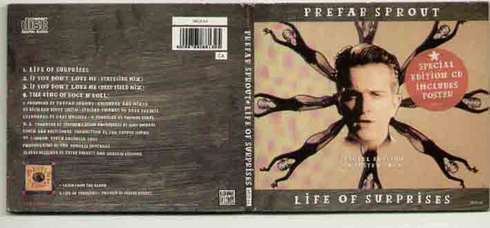 Prefab Sprout Life+Of+Suprises CD