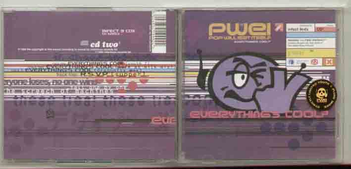 Pop Will Eat Itself Everythings+Cool CD