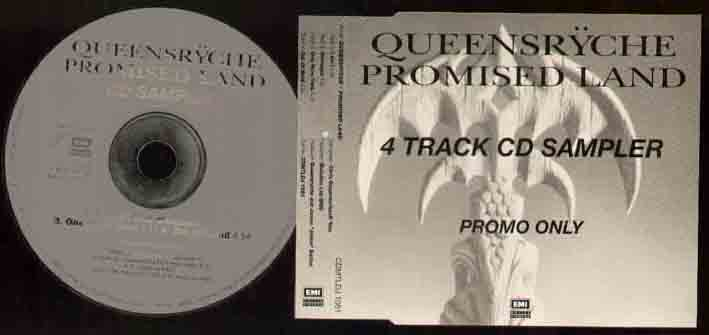 Queensryche - Promised Land Sampler