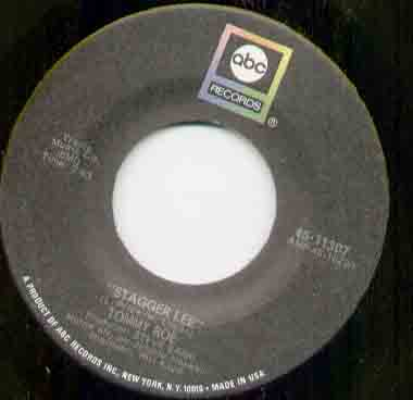 Tommy Roe Stagger+Lee 7''