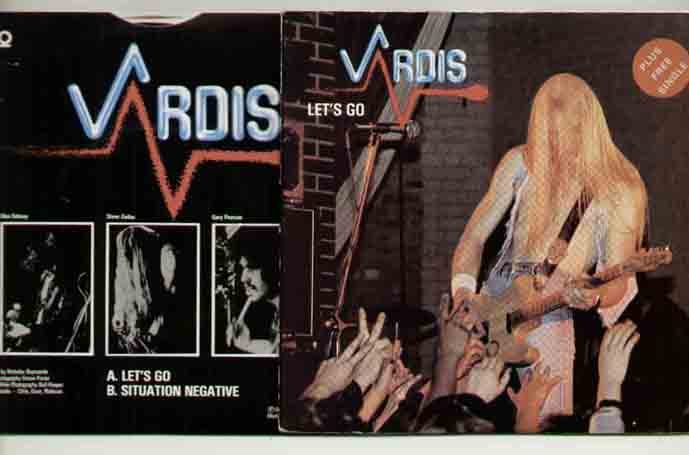 Vardis The Lions Share