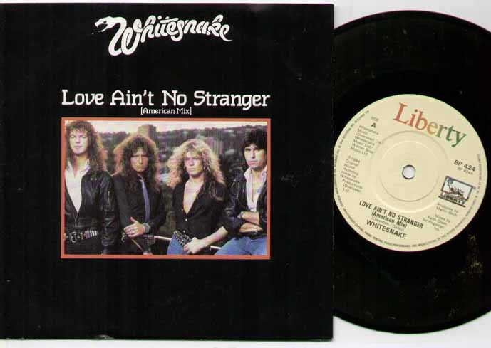 Whitesnake - Love Aint No Stranger