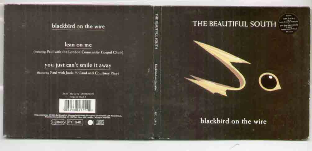Blackbird On The Wire