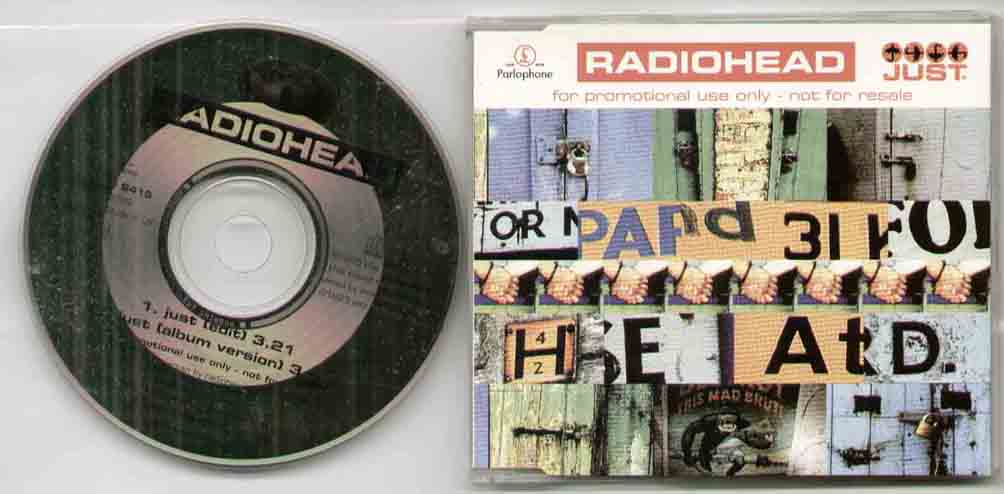 Radiohead Just CD