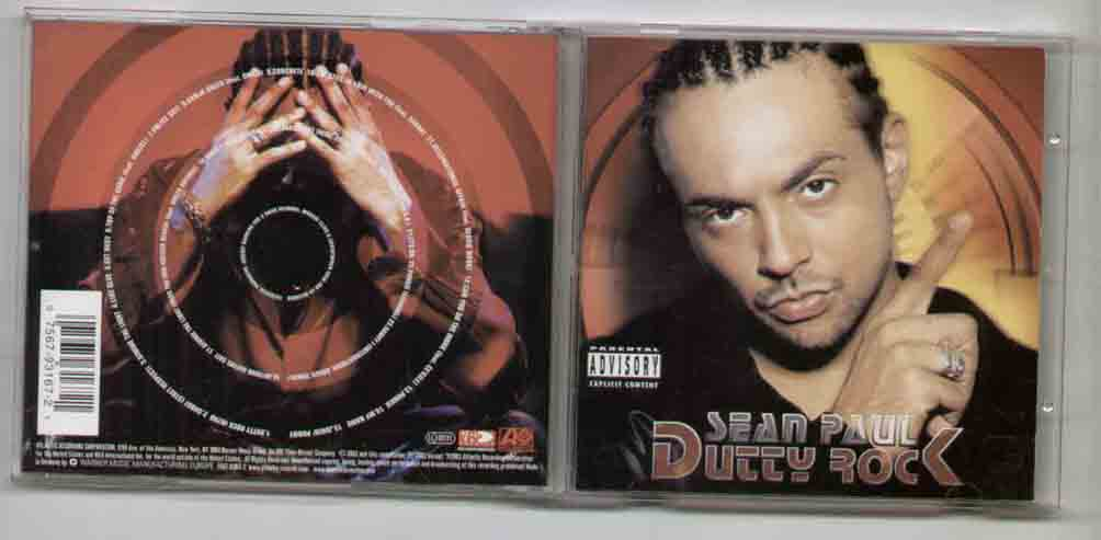 Sean Paul - Dutty Rock LP