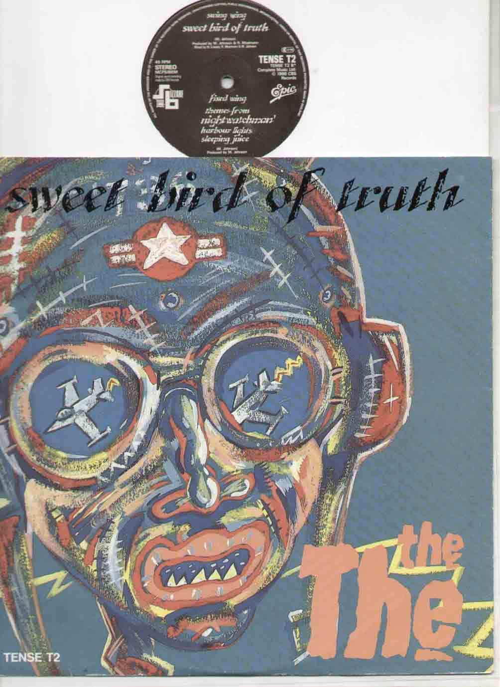 The The Sweet+Bird+Of+Truth 12''