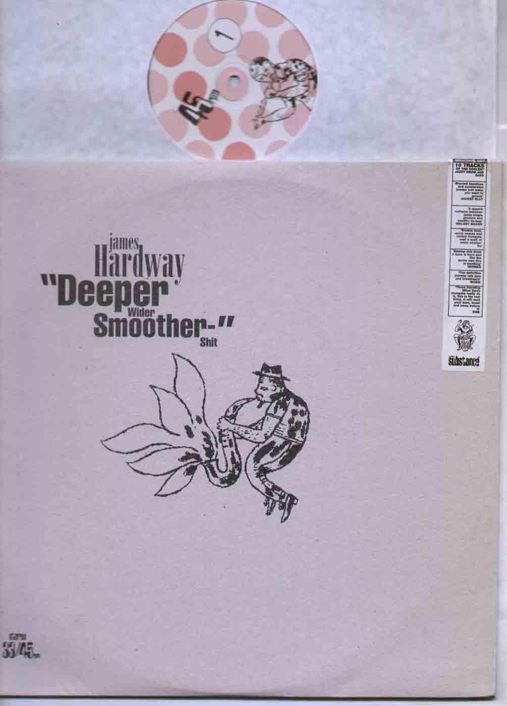 James Hardway - Grow - The Remixes