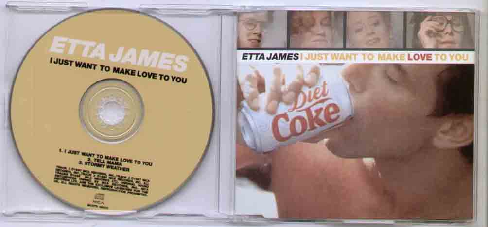 Etta James - I Just Want To Make Love To Yo