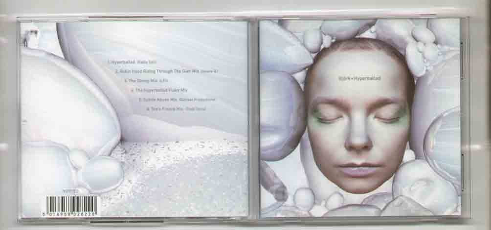 Bjork Hyperballad CD