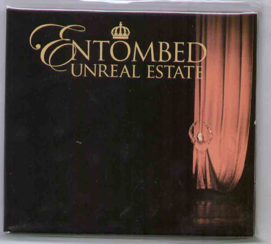 Entombed - Unreal Estate Album