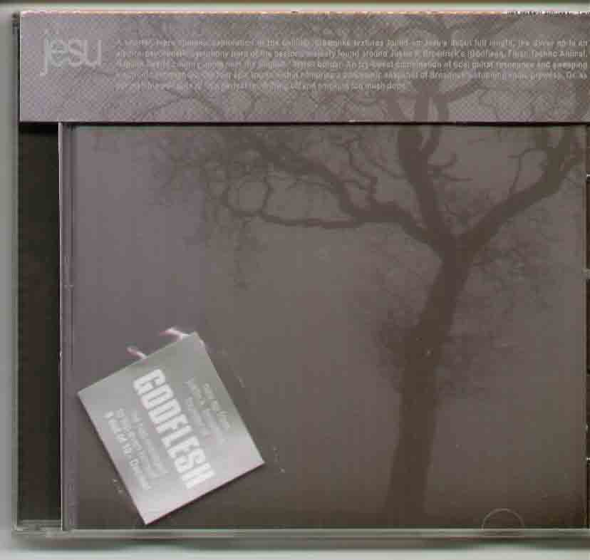 Jesu Silver CD