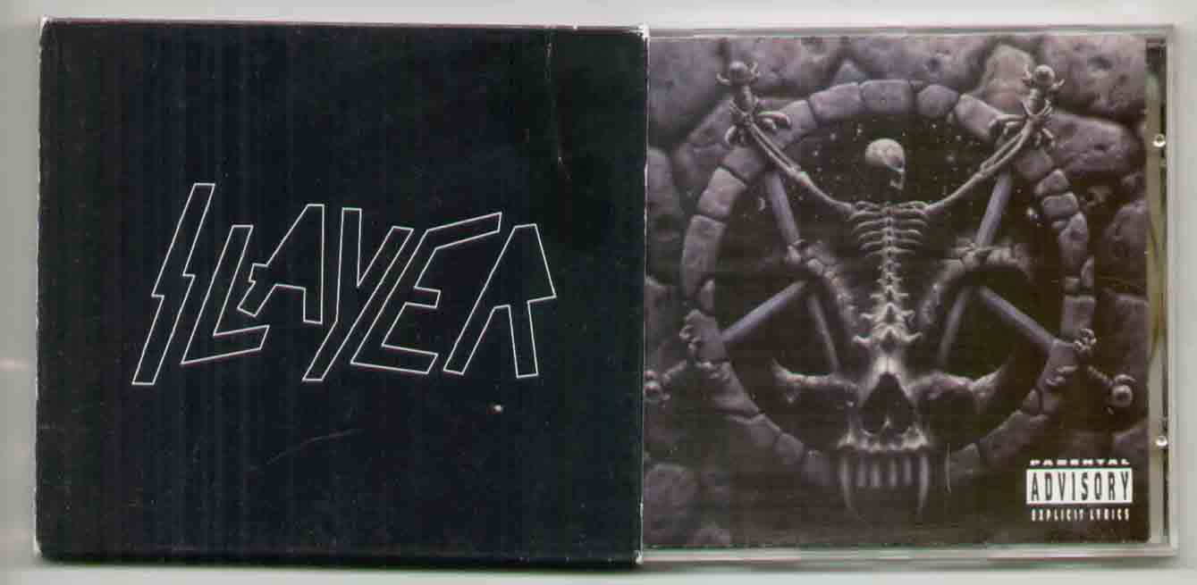 slayer discography at discogs