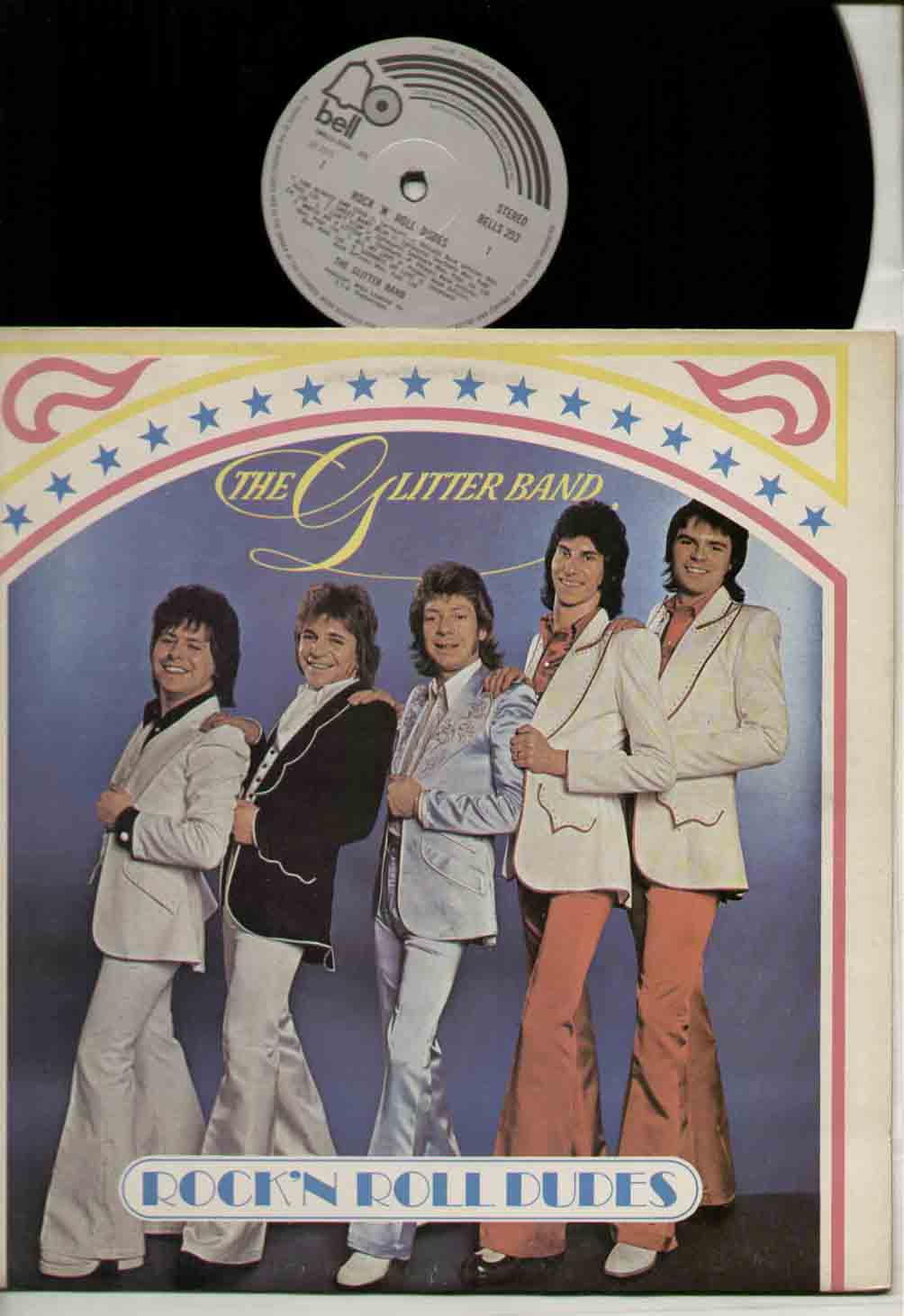 Rock N Roll Dudes - Glitter Band