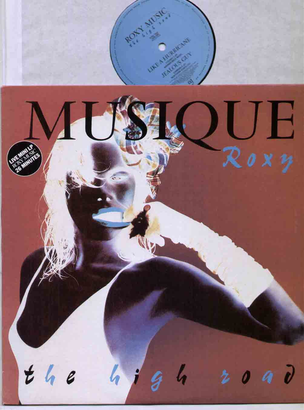 Roxy Music - The High Road Album