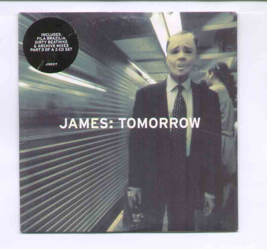 JAMES - Tomorrow Album