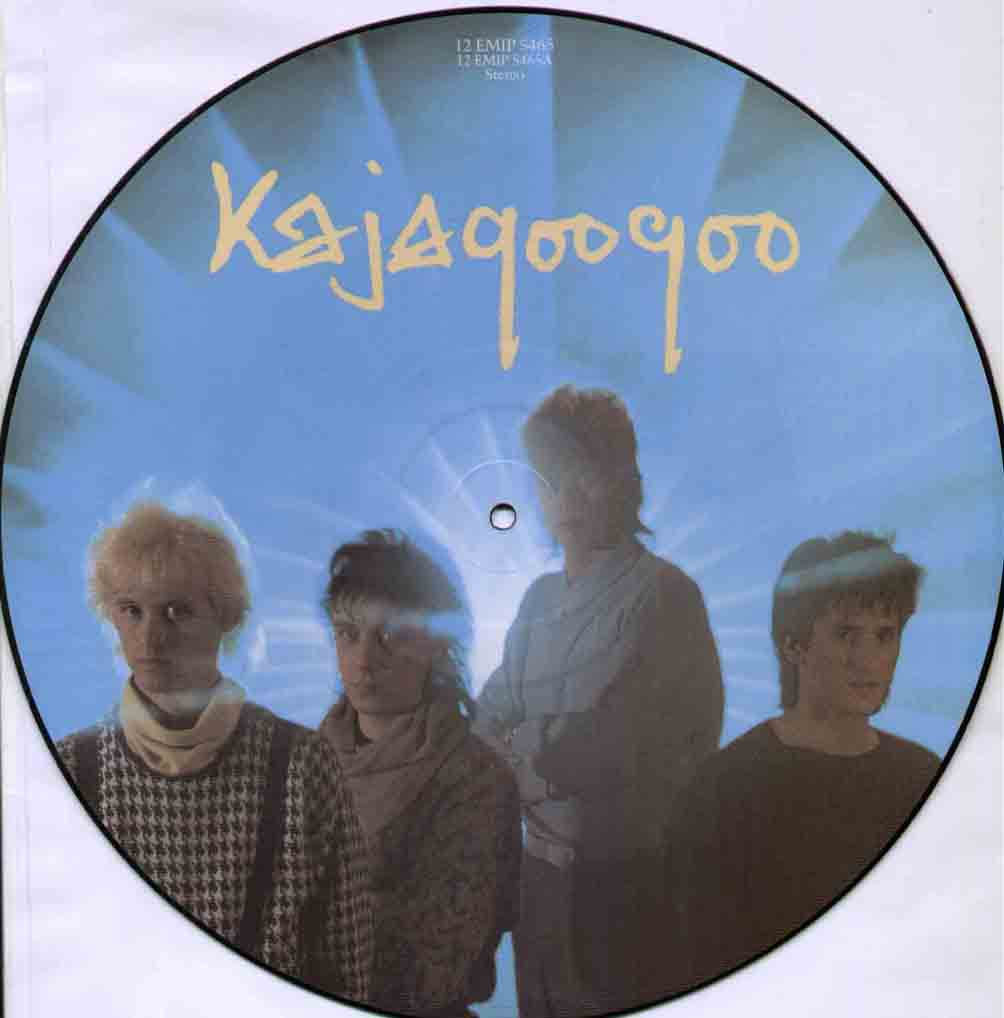 Kajagoogoo - Turn Your Back On Me EP