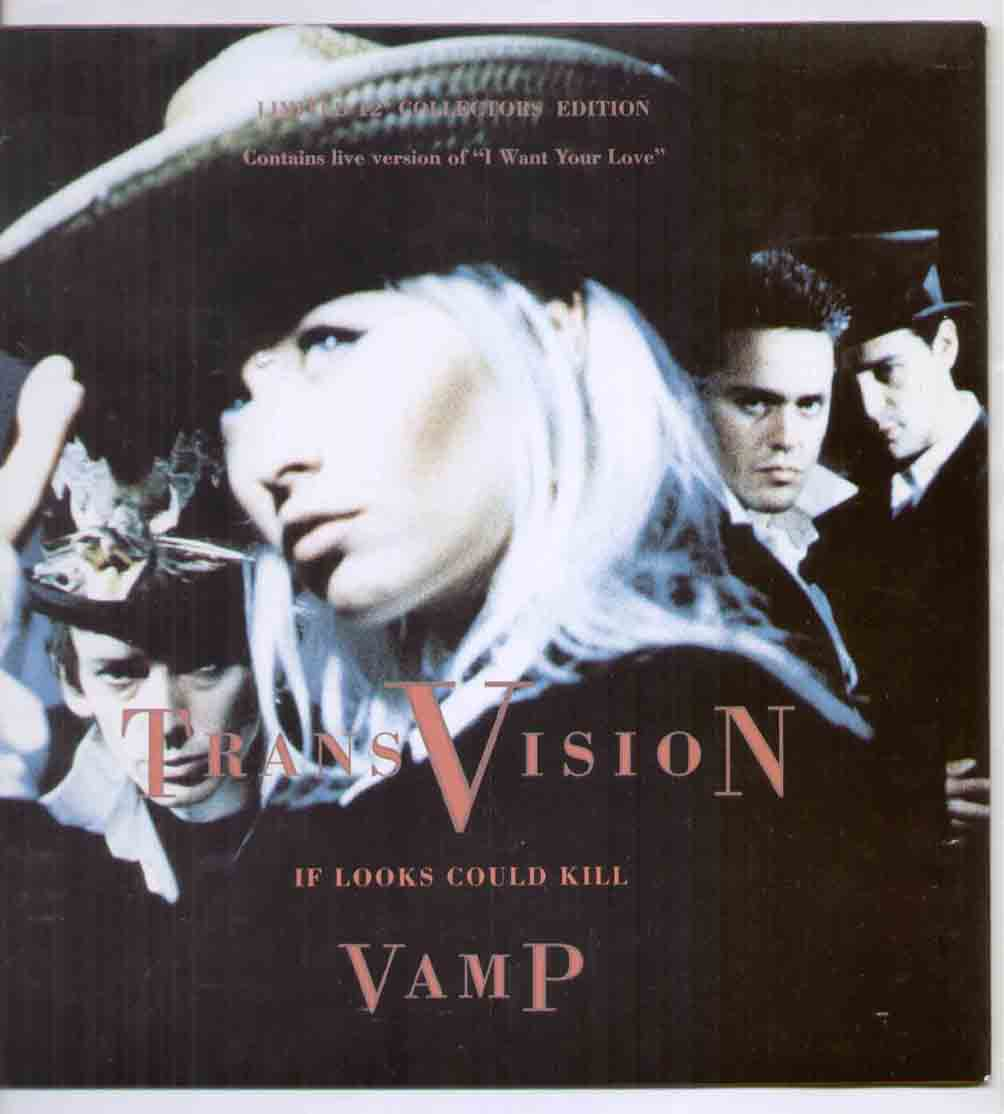 Transvision Vamp If+Looks+Could+Kill 12''