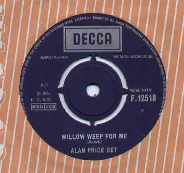 WILLOW WEAP FOR ME
