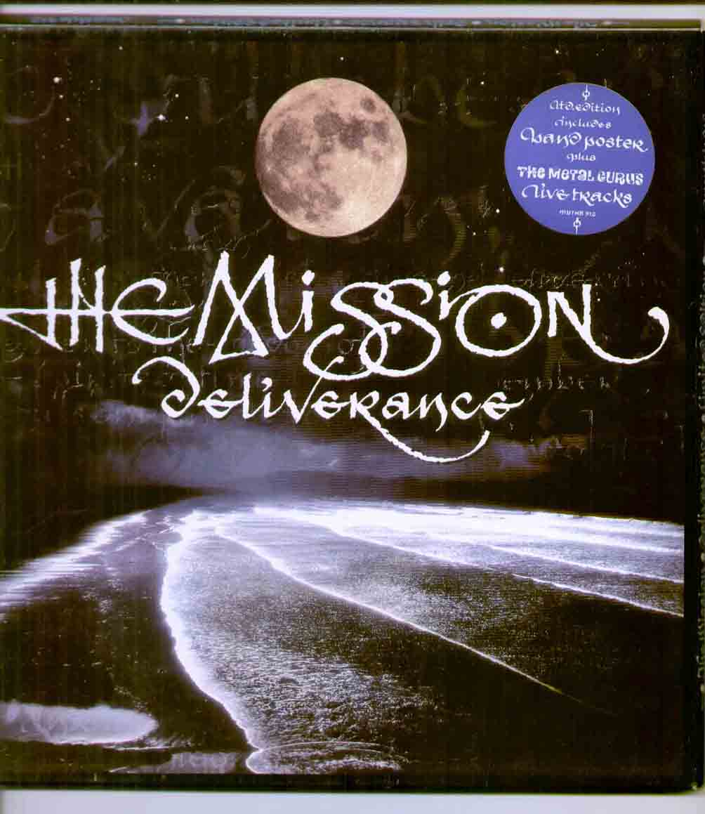 Mission Deliverance 12''