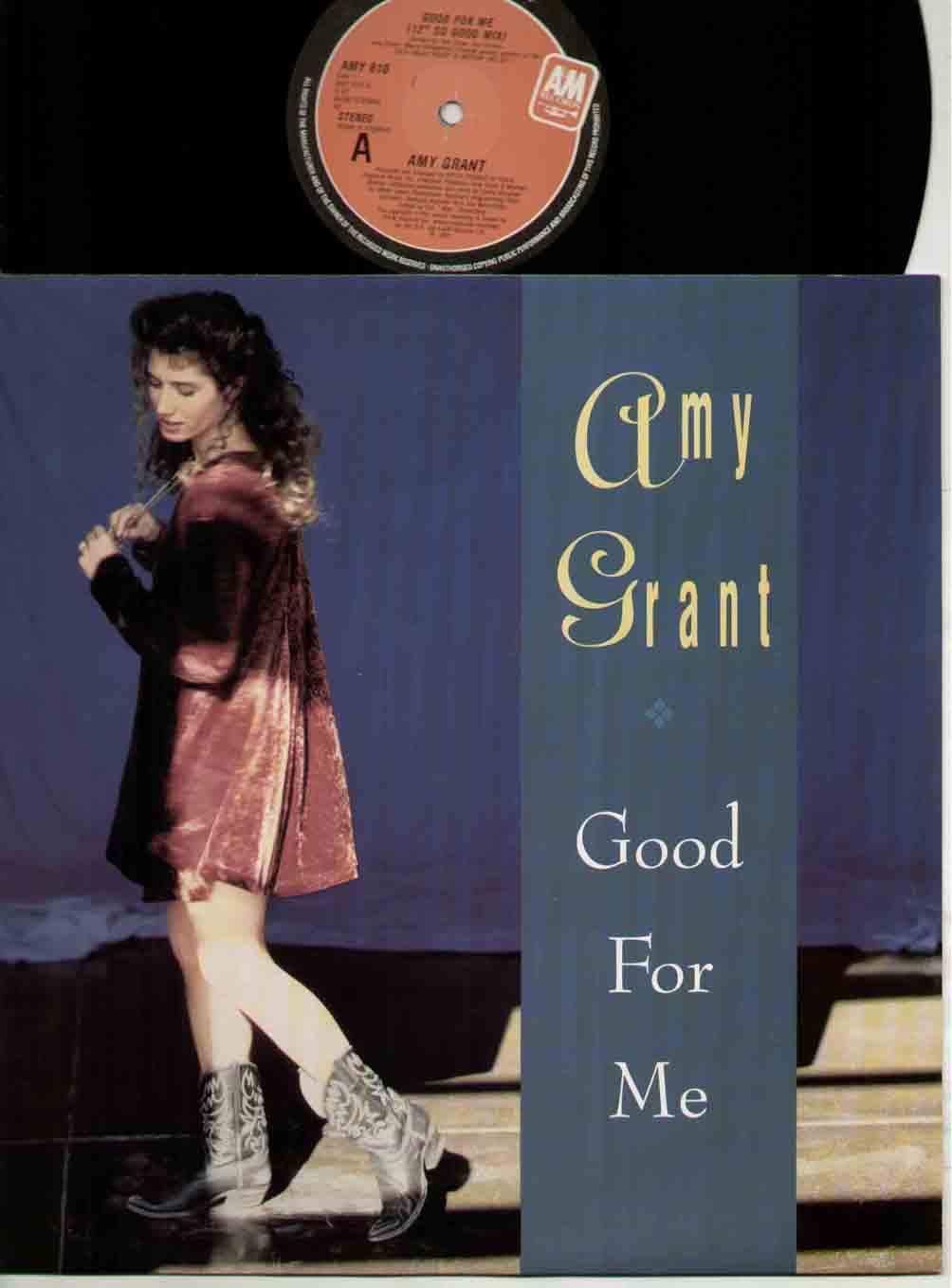 Amy Grant - Good For Me lyrics - lyriczz.com