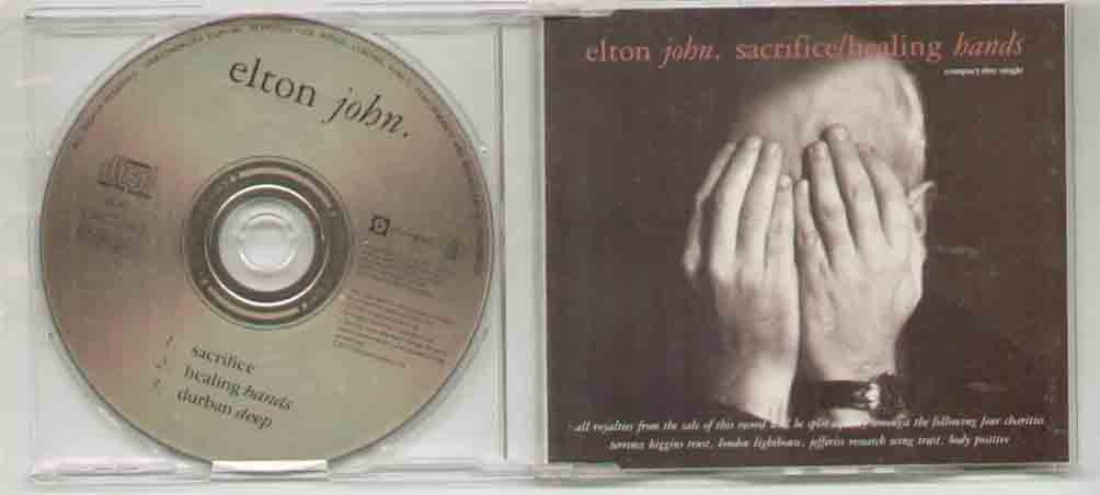 Elton John - Healing Hands