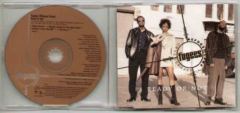 Fugees Greatest Hits. Ready Or Not - Fugees