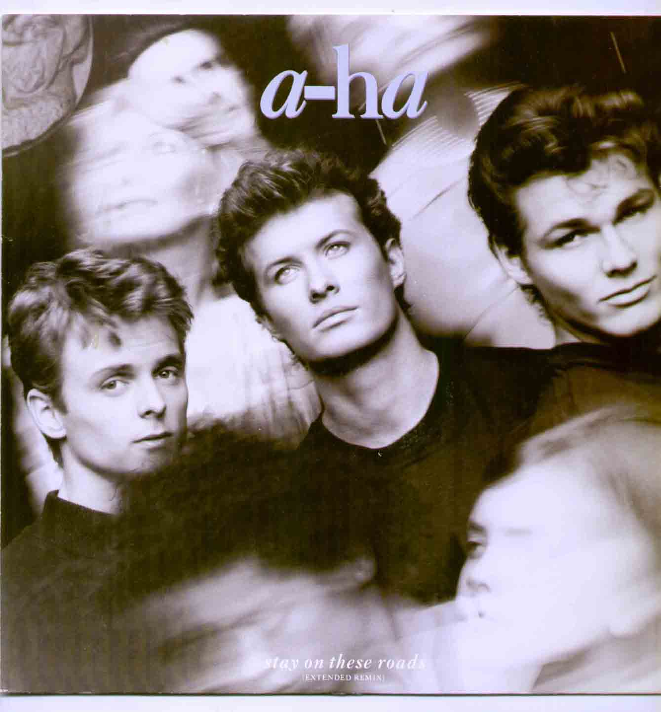 A-Ha - Stay On These Roads Album