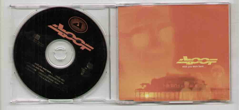 ALOOF - Wish You Were Here - CD