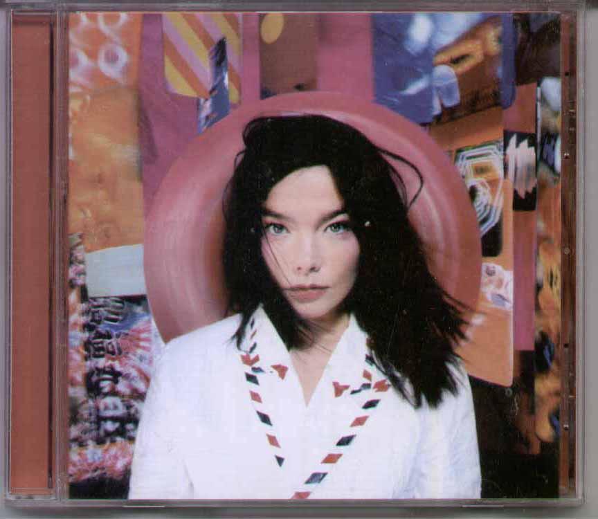 BJORK - POST - CD album - CD