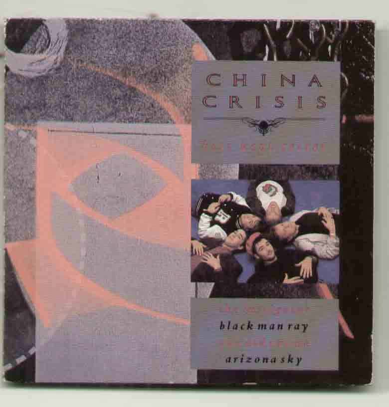 China Crisis Best+Kept+Secret CD