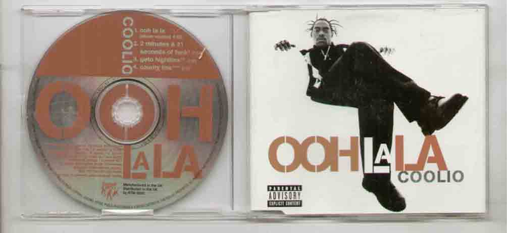 Coolio - Ooh La La LP