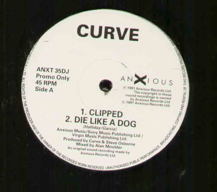Curve Clipped 12''