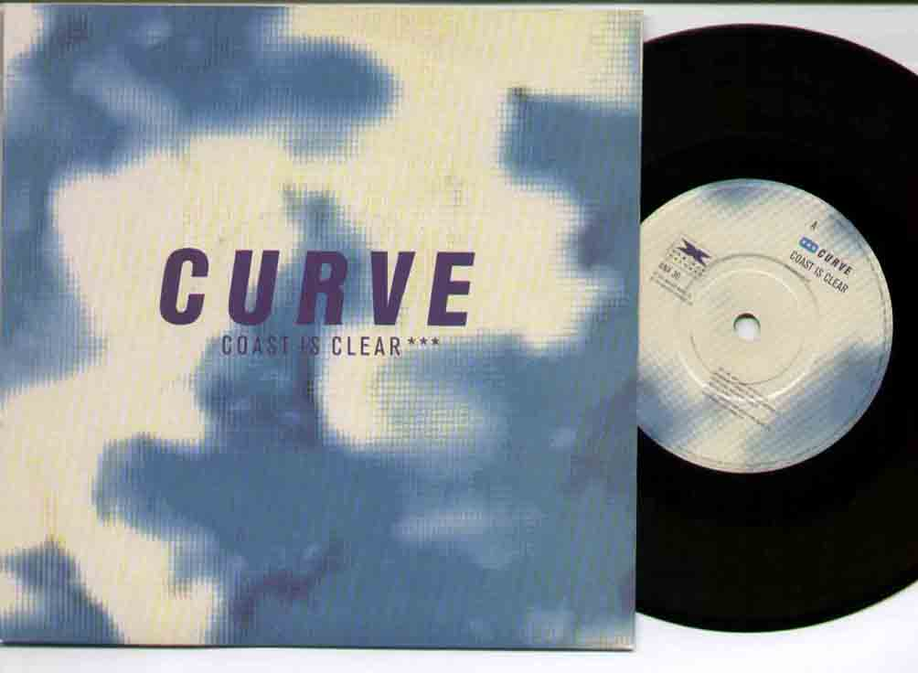 Curve Coast+Is+Clear 7''