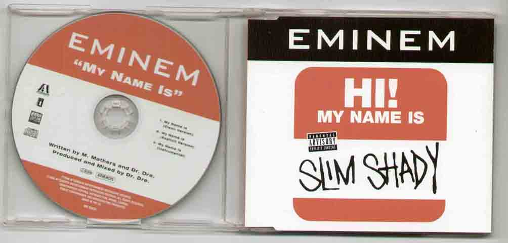 Eminem - My Name Is Album