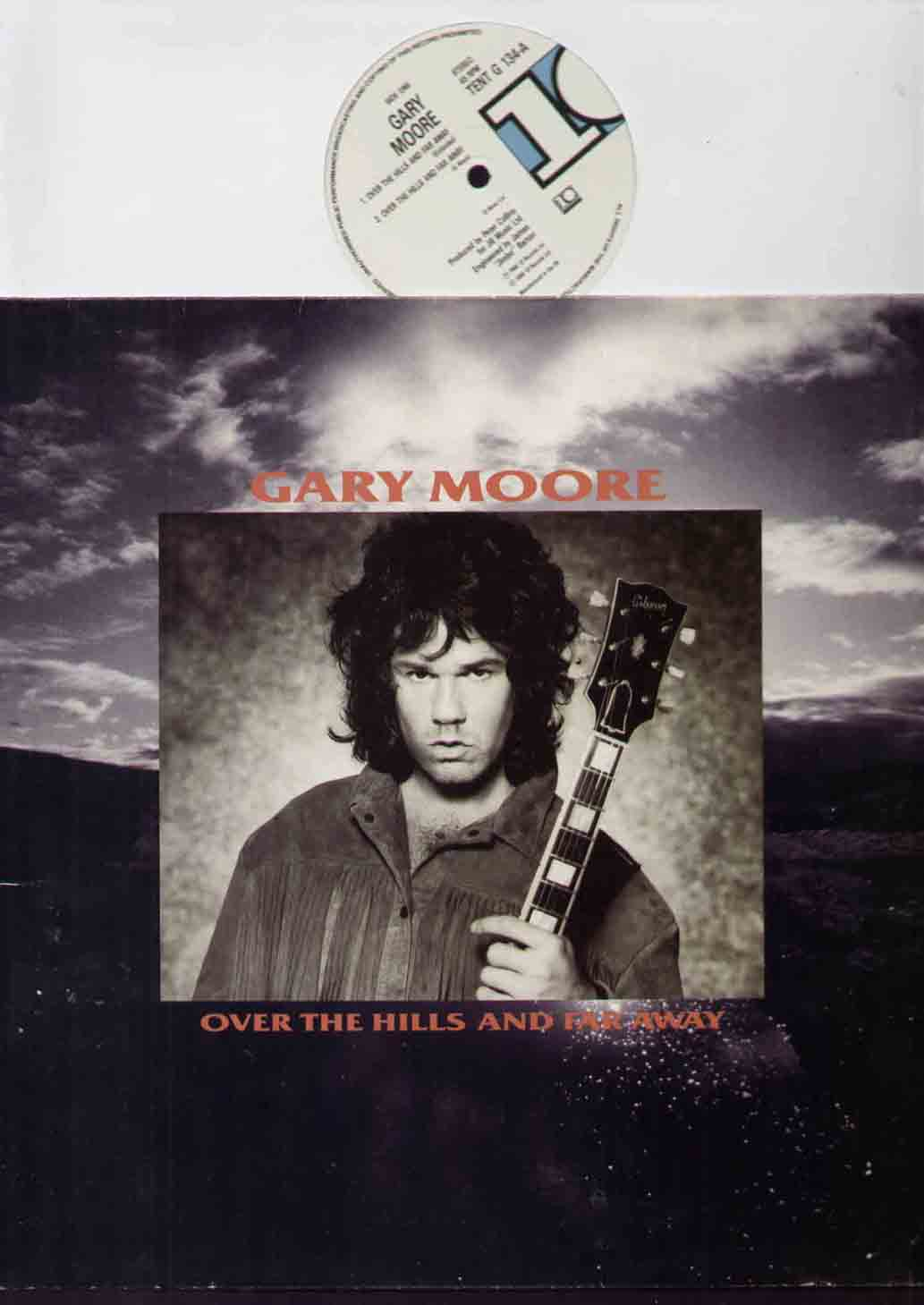 Over The Hills - GARY MOORE